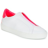 Shoes Women Low top trainers KLOM KISS White / Pink