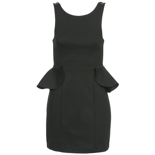 material Women Short Dresses BCBGeneration HURNA Black