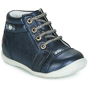 Shoes Girl High top trainers GBB NICOLE Blue