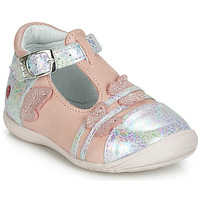 Shoes Girl Ballerinas GBB MERTONE Pink