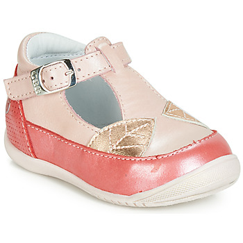Shoes Girl High top trainers GBB PAKITA Pink