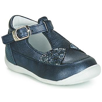 Shoes Girl Ballerinas GBB PAKITA Blue