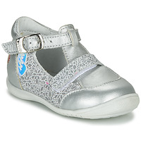 Shoes Girl Ballerinas GBB ZENNIA Silver