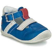 Shoes Boy Sandals GBB BALILO Blue / Grey / Red