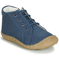 Shoes Boy Mid boots GBB FREDDO Blue