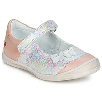 Shoes Girl Ballerinas GBB SACHIKO Pink