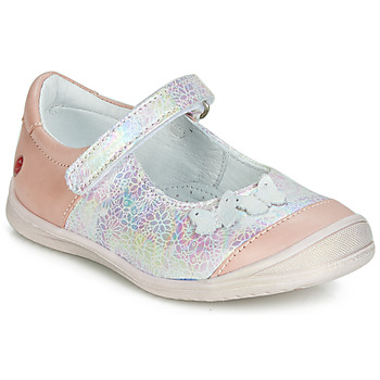 Shoes Girl Ballerinas GBB SACHIKO Pink