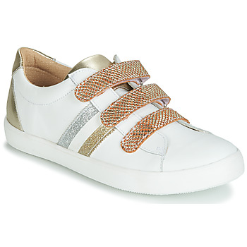 Shoes Girl Low top trainers GBB MADO White