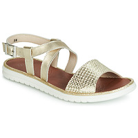 Shoes Girl Sandals GBB ADRIANA Gold