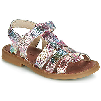 Shoes Girl Sandals GBB KATAGAMI Multicoloured