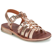 Shoes Girl Sandals GBB BANGKOK Pink / Gold