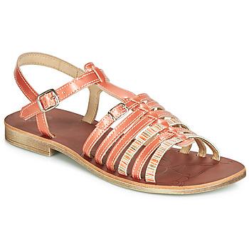 Shoes Girl Sandals GBB BANGKOK Red