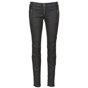 material Women slim jeans Replay ROLETTE Black