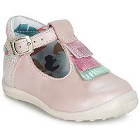 Shoes Girl High top trainers Catimini BIMA Vte / Pink