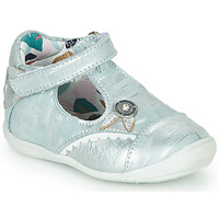 Shoes Girl Ballerinas Catimini SANTA Blue