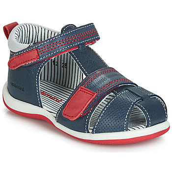 Shoes Boy Sandals Catimini BALIMO Blue