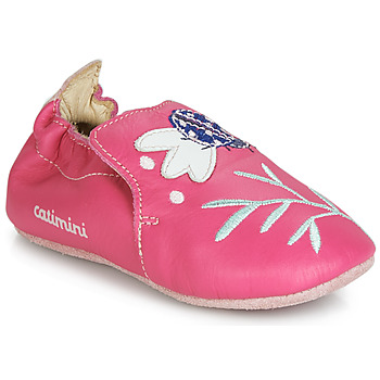 Shoes Girl Slippers Catimini CASSIA Pink