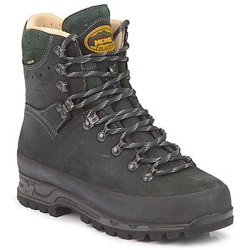 Shoes Men Hiking shoes Meindl ISLAND MFS ACTIVE GTX ANTHRACITE / Green
