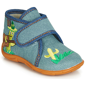 Shoes Boy Slippers GBB PLAZZO Blue