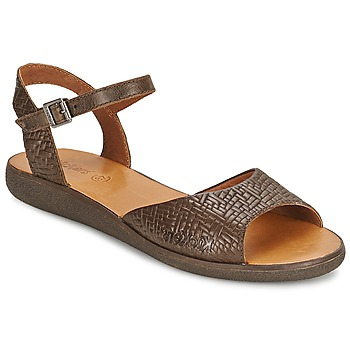 Shoes Women Sandals Kickers HYPSY Brown