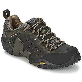 Shoes Men Hiking shoes Merrell INTERCEPT Black