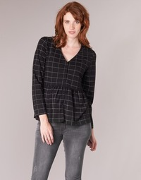 material Women Blouses Betty London JILIU Black