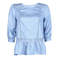 material Women Blouses Betty London KOCLE Blue