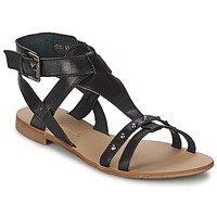 Shoes Women Sandals Casual Attitude JOSPRO Black