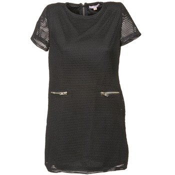 material Women Short Dresses Moony Mood BALA Black