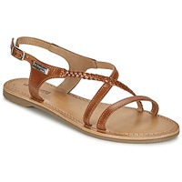 Shoes Women Sandals Les Tropéziennes par M Belarbi HANANO Tan