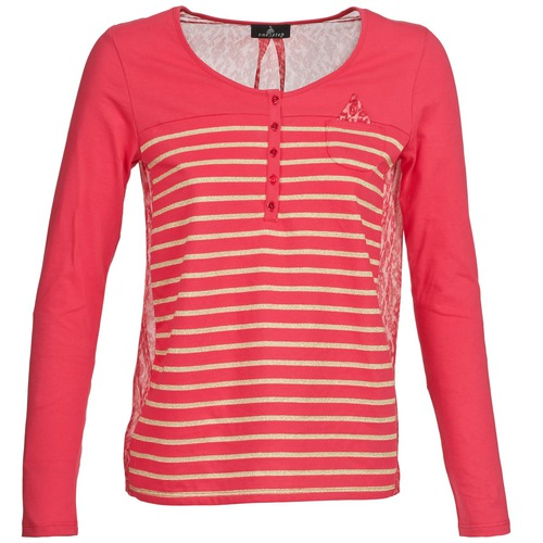 material Women jumpers One Step CENDRARS Red