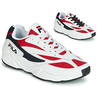 Shoes Men Low top trainers Fila VENOM LOW White / Red