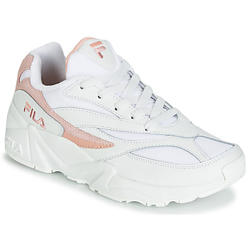 Shoes Women Low top trainers Fila VENOM LOW WMN White / Pink