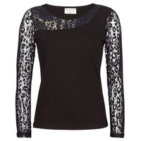 material Women Blouses Moony Mood JOULETTE Black