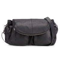 Bags Women Shoulder bags Nat et Nin LOLA Black