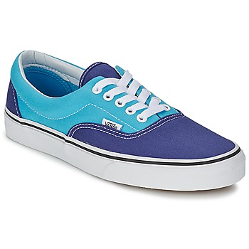 Shoes Women Low top trainers Vans ERA Blue