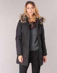 material Women Parkas Only ONLKATY Black