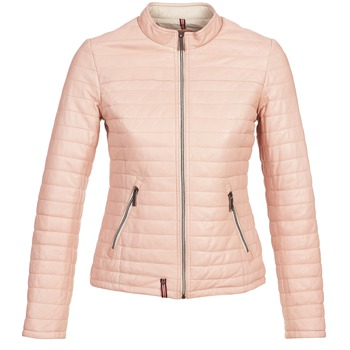 material Women Leather jackets / Imitation leather Oakwood 61435 Pink