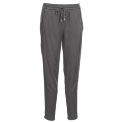 material Women Wide leg / Harem trousers Esprit SIURO Grey