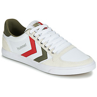 Shoes Low top trainers Hummel SLIMMER STADIL LOW White