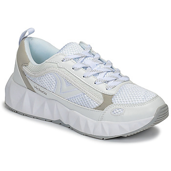 Shoes Women Low top trainers Victoria ARISTA MONOCROMO White