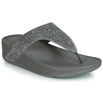 Shoes Women Flip flops FitFlop LOTTIE GLITZY Silver