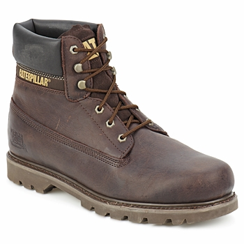 Ankle boots / Boots Caterpillar COLORADO CHOCOLATE 350x350