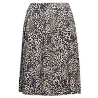 material Women Skirts Betty London J.WILD TIME Beige / Black