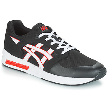Shoes Men Low top trainers Asics GEL-SAGA WG Black / Red