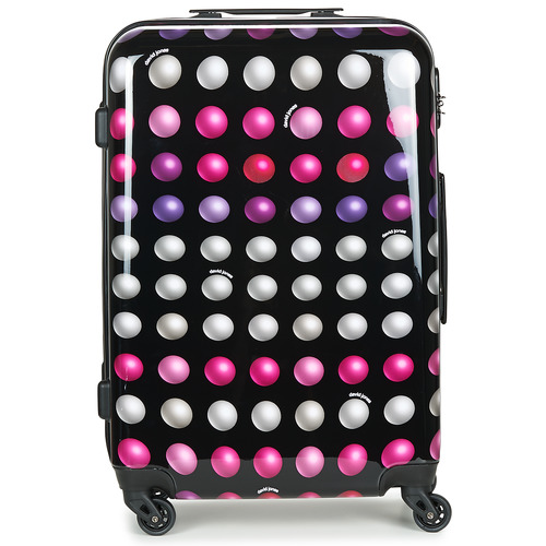 Bags Hard Suitcases David Jones FREDEGAR 57L Multicolour