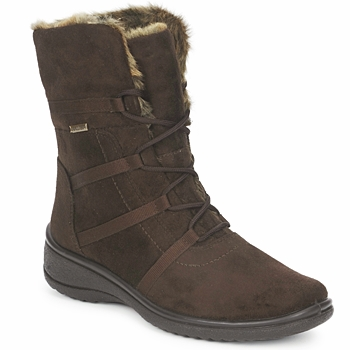 Shoes Women Mid boots Ara KAITEX Cafe