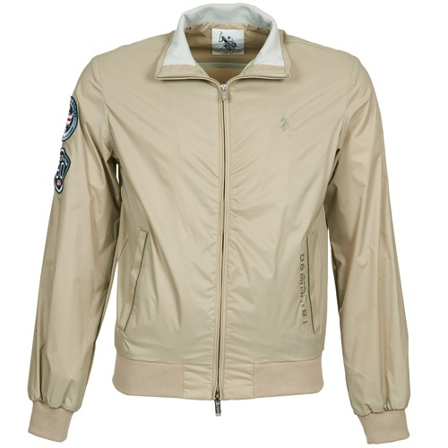 material Men Blouses U.S Polo Assn. PLAYER Beige