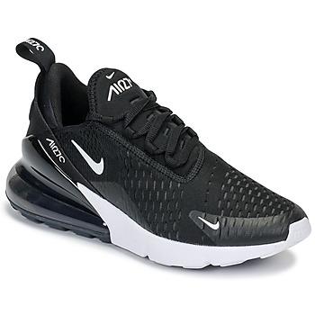 05cdaa4e9c92 Shoes Women Low top trainers Nike AIR MAX 270 W Black   White