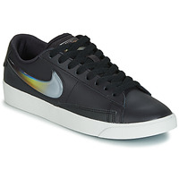 Shoes Women Low top trainers Nike BLAZER LOW LX W Black / Silver